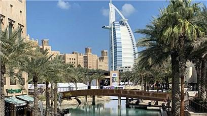 【奥立龙】参加2019年迪拜国际betvlctor35技术及仪器仪表展览会