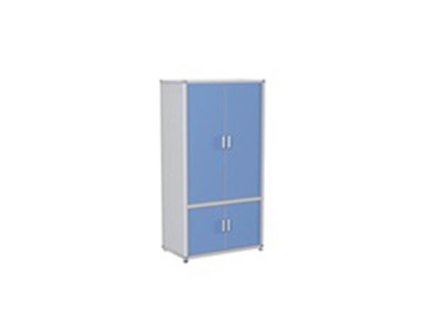 铝木更衣柜